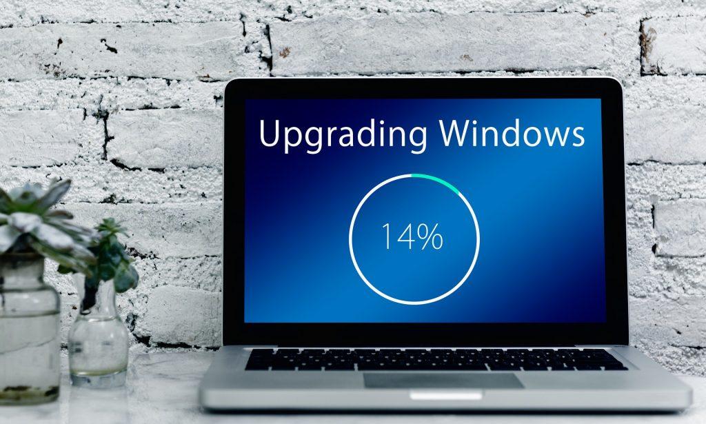aggiornamento sistema operativo