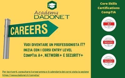 Le certificazioni CompTIA Core Skills: le basi per il successo nelle carriere IT